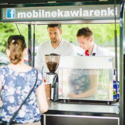 Tornado Café - mobilne kawiarenki Warszawa